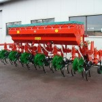 Cultivator interliniar fix ,cu distribuitor ingrasaminte Big Bag
