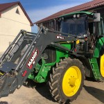 Tractor John Deere 6420 S cu incarcator frontal import Germania