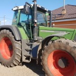 Tractor Fendt Favorit 824 Turboshift, 4x4, 240 CP. Import Belgia