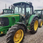 Tractor 6220 TLS, an 2004, AC, 95 CP, anvelope noi fata. Import