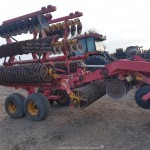 Disc dezmiriștire Vaderstad Carrier Cr650, an 2008, latime 6,5m