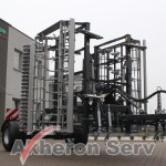 Combinator greu Agro-Tom model UPH 6 - tractat