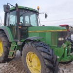 Tractor John Deere 6900, AC, 8.700 ore reale, 130 CP,  4x4