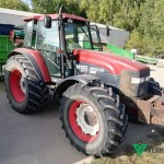 Tractor Fiat New Holland M100 DT, 4x4, cutie mecanica, 100 CP.