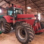 Tractor Case  7220, fronthidraulica, 185 CP, 4x4, import 2021