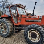 Tractor Fiat 115 -90 DT, 4x4, stare perfecta, 115 CP, import